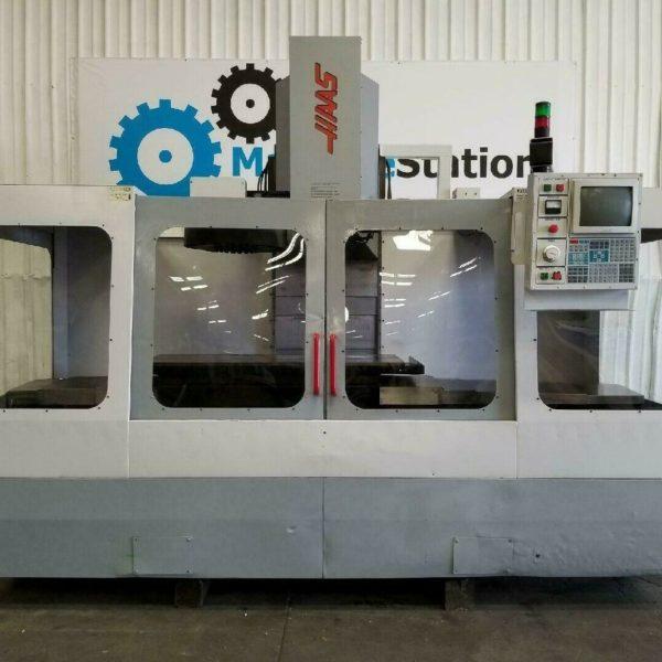 Haas vf 6 vertical machining center machinestation - Div style justify ...
