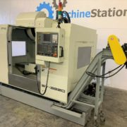 Sharp SV-3220 CNC Vertical Machining Center for Sale in California b