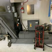 Toyoda FA-550II Horizontal Machining Center j