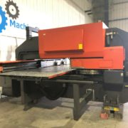 Used Amada Pega 357 CNC Turret Punch Press for Sale in California USA c