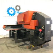 Used Amada Pega 357 CNC Turret Punch Press for Sale in California USA d