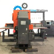 Used Amada Pega 357 CNC Turret Punch Press for Sale in California USA e