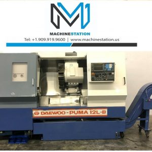 Daewoo Puma 12L CNC Turning Center