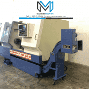 Used Daewoo Puma 12L CNC Turning Center for Sale in California b