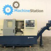 Used Daewoo Puma 8S CNC Turn Mill For Sale in California MachineStation USA a