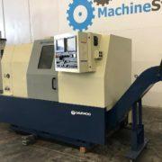 Used Daewoo Puma 8S CNC Turn Mill For Sale in California MachineStation USA c