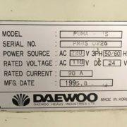Used Daewoo Puma 8S CNC Turn Mill For Sale in California MachineStation USA k