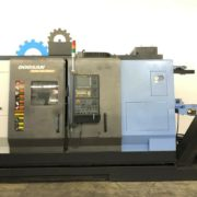 Used Doosan MX-2100ST CNC Multi Axis Turning for Sale in California USA b