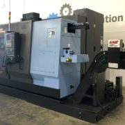 Used Doosan MX-2100ST CNC Multi Axis Turning for Sale in California USA c