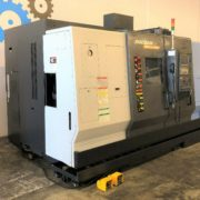 Used Doosan MX-2100ST CNC Multi Axis Turning for Sale in California USA d