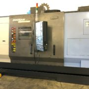 Used Doosan MX-2100ST CNC Multi Axis Turning for Sale in California USA e