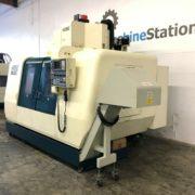 Used Hardinge VMC-1250II CNC Vertical Machining Center for Sale in California c