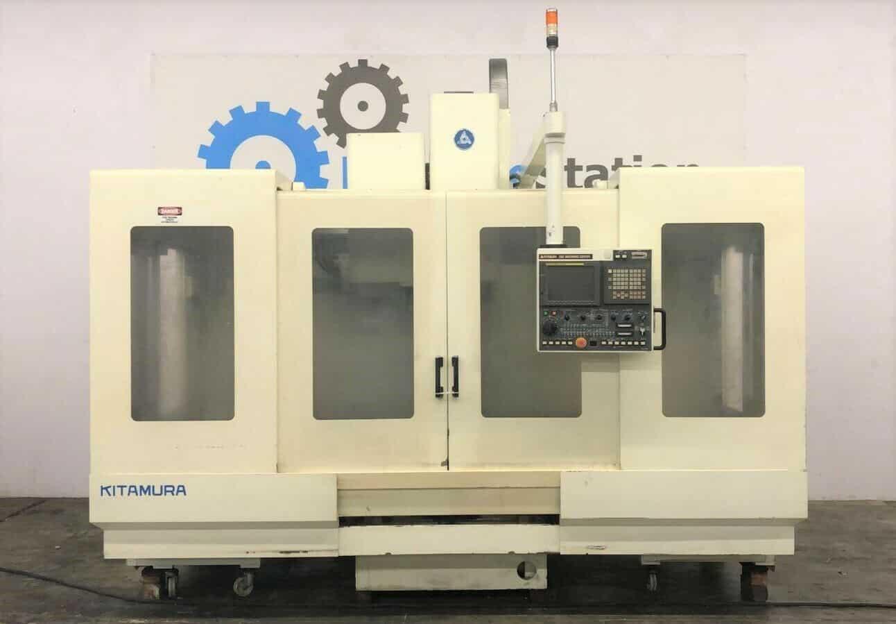 Kitamura Mycenter 4 Cnc Vertical Machining Center Machinestation
