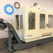 Kitamura Mycenter 4 CNC Vertical Machining Center for Sale in California c