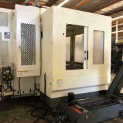 Kitamura Mycenter 4 CNC Vertical Machining Center for Sale in California h
