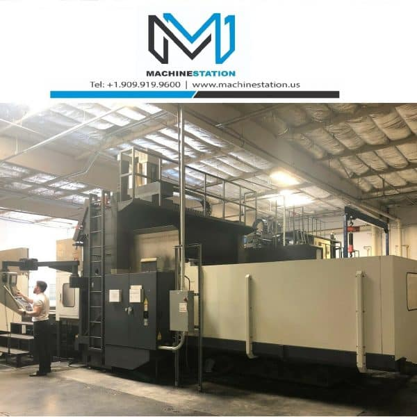 Mighty Viper PRW-5340 CNC Bridge Milling for Sale in MachineStation USA