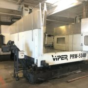 Mighty Viper PRW-5340 CNC Vertical Bridge Milling for Sale in California d