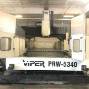Mighty Viper PRW-5340 CNC Vertical Bridge Milling for Sale in California e