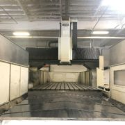 Mighty Viper PRW-5340 CNC Vertical Bridge Milling for Sale in California f