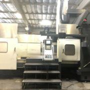 Mighty Viper PRW-5340 CNC Vertical Bridge Milling for Sale in California g