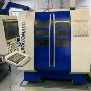 Rollomatic 528-XS 6 Axis CNC Tool & Cutter Grinder for Sale in California
