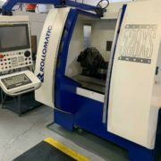 Rollomatic 528-XS 6 Axis CNC Tool & Cutter Grinder for Sale in California a