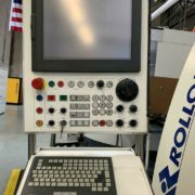 Rollomatic 528-XS 6 Axis CNC Tool & Cutter Grinder for Sale in California b