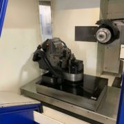 Rollomatic 528-XS 6 Axis CNC Tool & Cutter Grinder for Sale in California c