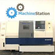 Used Daewoo Puma 200LC CNC Turning Center for Sale in California a