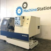 Used Daewoo Puma 200LC CNC Turning Center for Sale in California b