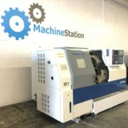 Used Daewoo Puma 200LC CNC Turning Center for Sale in California c