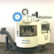 Used Kitamura MyCenter 3xi SparkChanger CNC Mill for Sale in California a