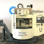 Used Kitamura MyCenter 3xi SparkChanger CNC Mill for Sale in California b