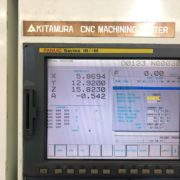 Used Kitamura MyCenter 3xi SparkChanger CNC Mill for Sale in California i