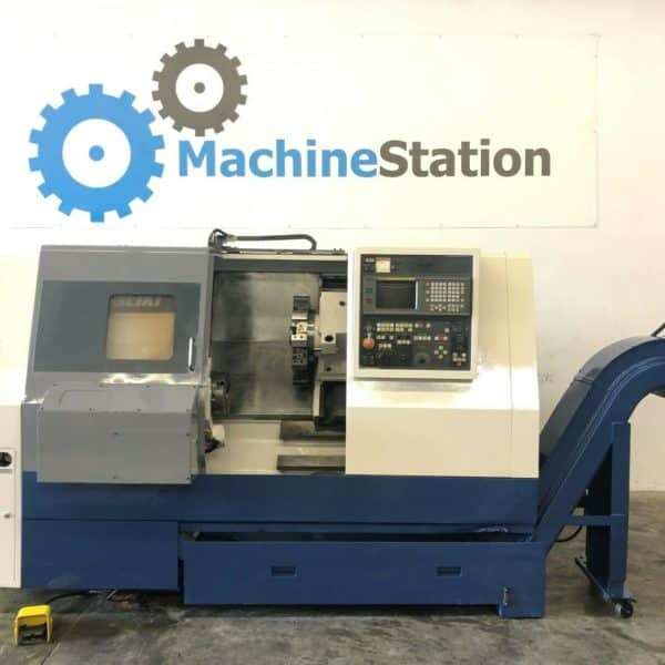 Used Mori Seiki SL-25B CNC Turning Center for Sale in California USA