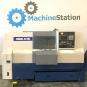 Used Mori Seiki SL-25B CNC Turning Center for Sale in California USA a