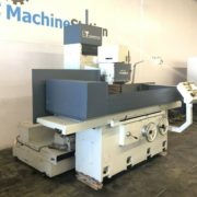 Used Supertec Planotec STP-2040CII 3 Axis NC Surface Grinder for Sale a