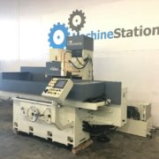 Used Supertec Planotec STP-2040CII 3 Axis NC Surface Grinder for Sale b