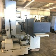 Used Supertec Planotec STP-2040CII 3 Axis NC Surface Grinder for Sale c