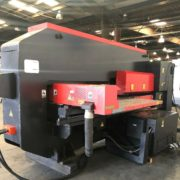 Amada Pega 255 CNC Punch press For Sale in California d