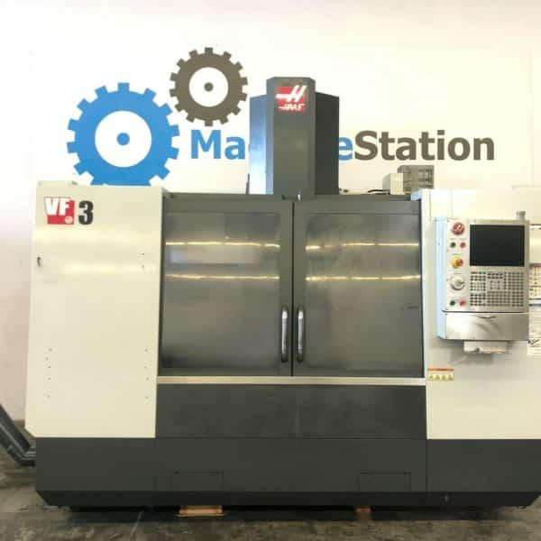 Haas VF-3D Vertical Machining Center for Sale in california