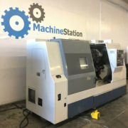 Mori Seiki SL-35B 750 CNC Turning Center c