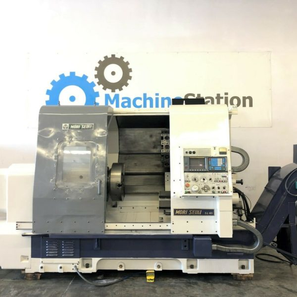 Mori Seiki SL-65 CNC Turning Center for Sale in USA