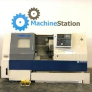 Used Daewoo Puma 250B CNC Turning Center for Salein California a