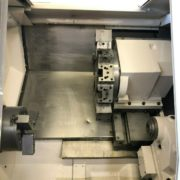 Used Daewoo Puma 250B CNC Turning Center for Salein California f
