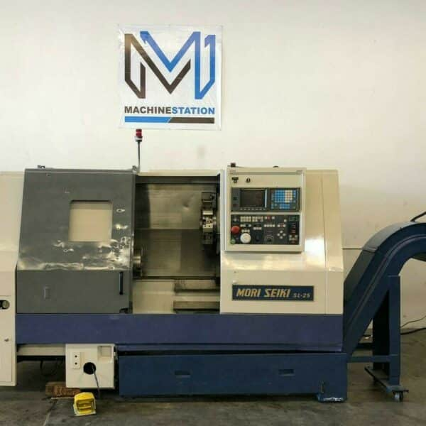 Mori Seiki SL-25B CNC Lathe Turning for Sale in California
