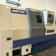 Mori Seiki SL-25B CNC Lathe Turning for Sale in California b