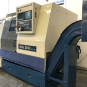 Mori Seiki SL-25B CNC Lathe Turning for Sale in California c
