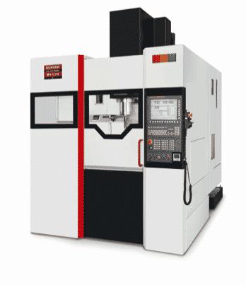 Quaser MV134C CNC Vertical Machining Center