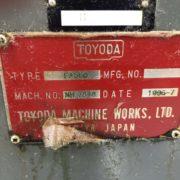 Toyoda FA550 HMC h